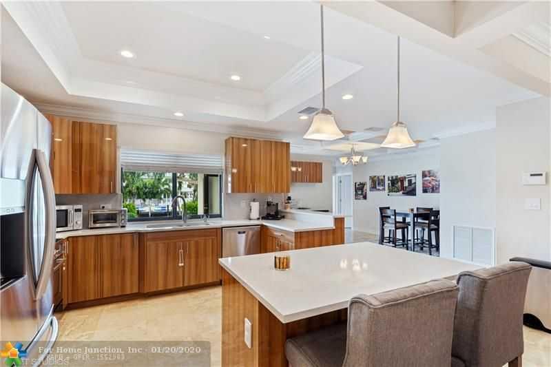 $1,375,000 - 3Br/3Ba -  for Sale in Bermuda Riviera, Fort Lauderdale