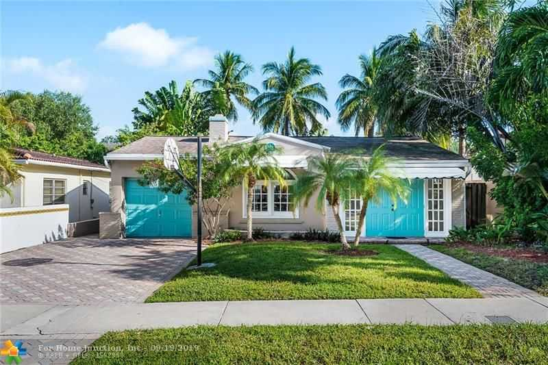 $765,000 - 3Br/2Ba -  for Sale in Rio Vista Isles, Fort Lauderdale