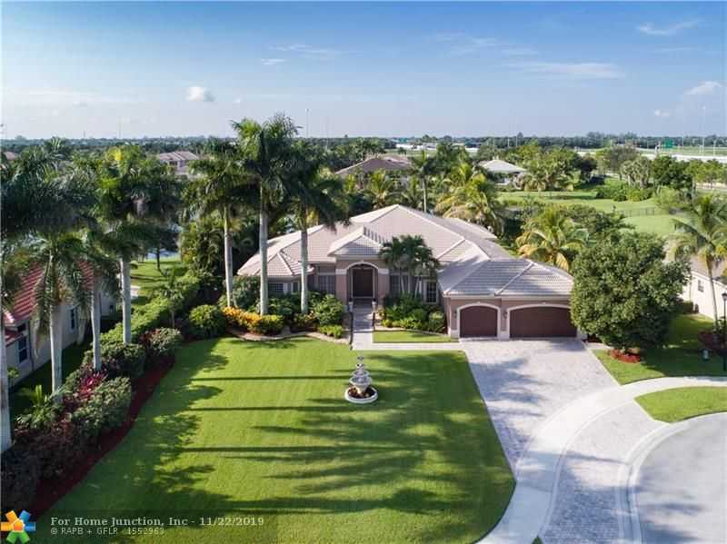 $1,199,000 - 5Br/4Ba -  for Sale in Riverstone, Davie