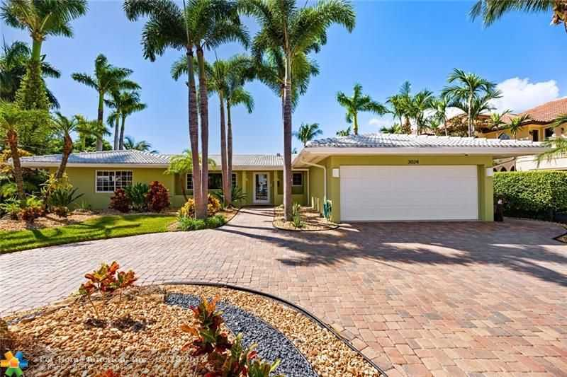 $1,995,000 - 3Br/3Ba -  for Sale in Lauderdale Beach Ext, Fort Lauderdale