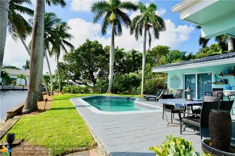 $749,000 - 3Br/2Ba -  for Sale in Coral Ridge Isles 45-47 B, Fort Lauderdale