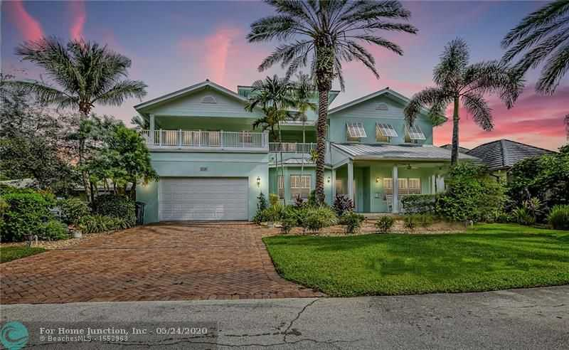 $3,350,000 - 4Br/5Ba -  for Sale in Victoria Isles 15-67 B, Fort Lauderdale
