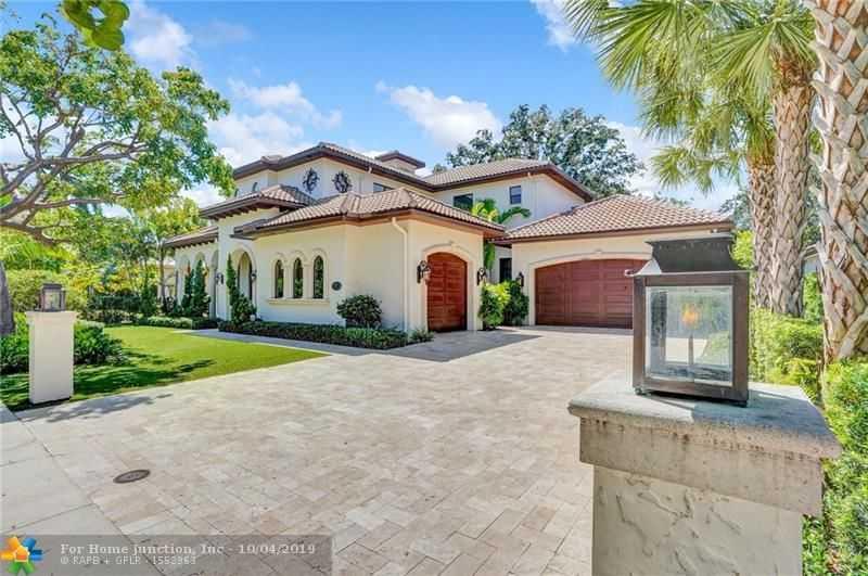 $2,495,000 - 4Br/5Ba -  for Sale in Rio Vista, Fort Lauderdale