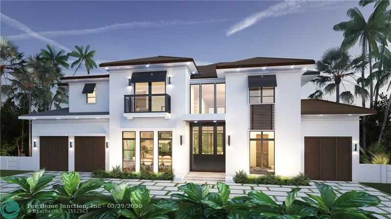 $6,400,000 - 5Br/7Ba -  for Sale in Stilwell Isles 15-26 B, Fort Lauderdale