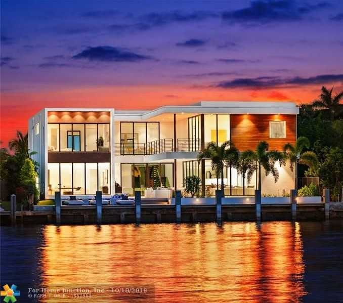 $4,795,000 - 5Br/7Ba -  for Sale in Silver Shores Sec Of Laud, Lauderdale By The Sea