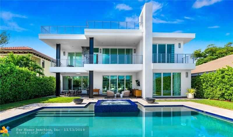 $4,395,000 - 6Br/6Ba -  for Sale in Cypress Point, Pompano Beach
