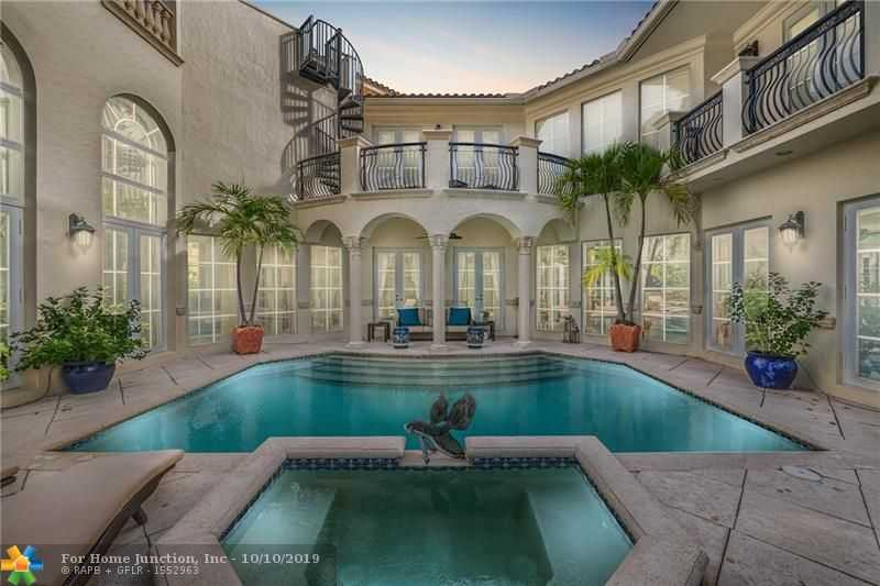 $2,495,000 - 4Br/5Ba -  for Sale in Harbor Beach, Fort Lauderdale
