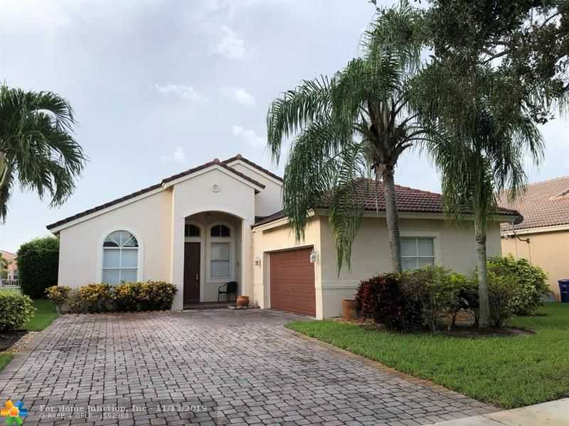 $409,500 - 3Br/2Ba -  for Sale in Sunset Lakes, Miramar