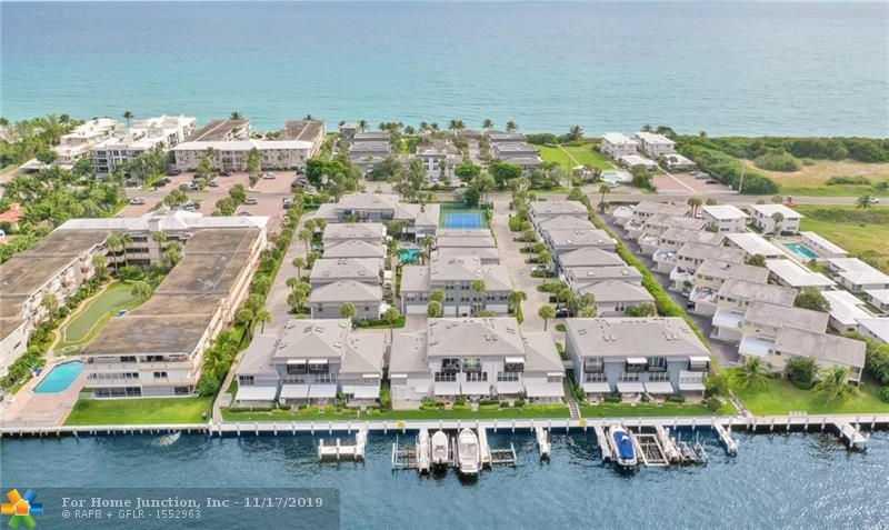 $645,000 - 3Br/3Ba -  for Sale in Hillsboro Beach
