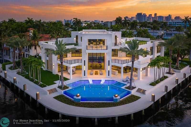 $18,395,000 - 7Br/10Ba -  for Sale in Nurmi Isles Island 3, Fort Lauderdale