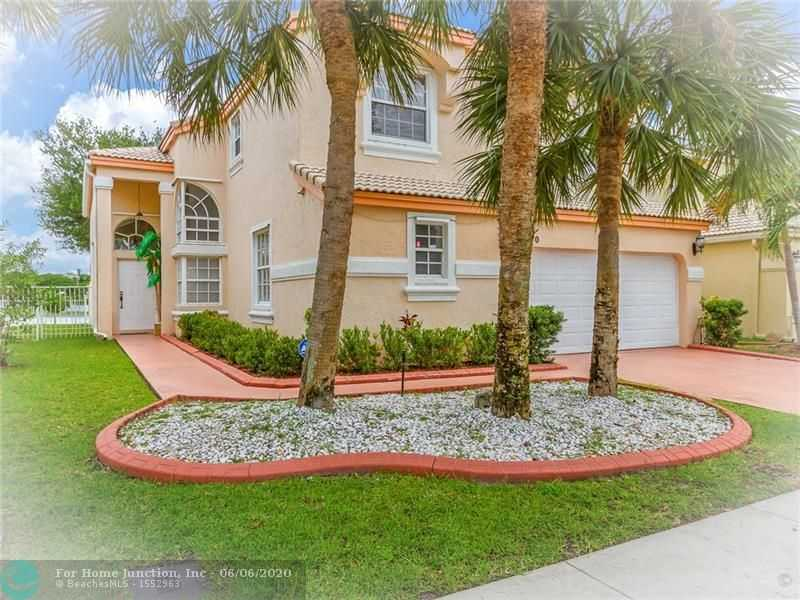 $495,000 - 5Br/4Ba -  for Sale in Towngate 156-11 B, Pembroke Pines