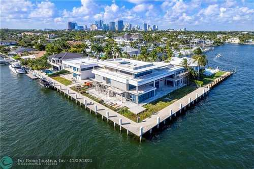 $33,000,000 - 9Br/13Ba -  for Sale in Lauderdale Harbors Sec A, Fort Lauderdale