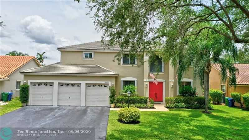 $599,999 - 5Br/4Ba -  for Sale in Westview Village 147-16 B, Coral Springs