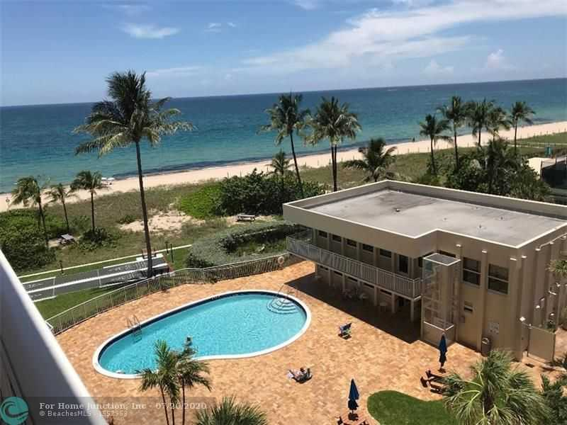 $525,000 - 2Br/2Ba -  for Sale in Lauderdale By The Sea