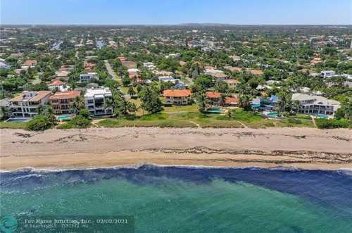 $6,500,000 - 5Br/5Ba -  for Sale in Hillsboro Shores Sec A 21, Pompano Beach