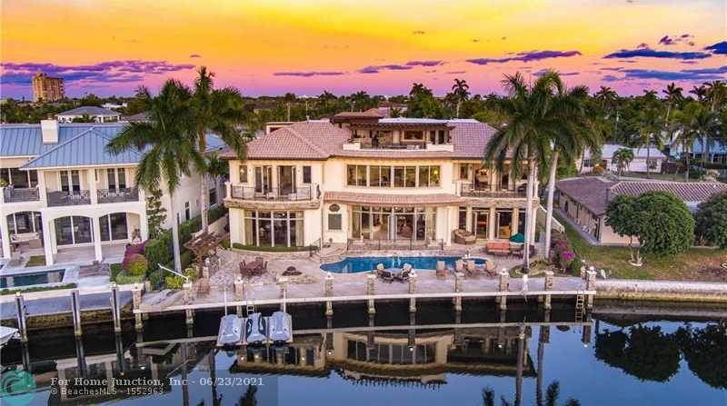 $5,195,000 - 5Br/8Ba -  for Sale in Lighthouse Point, Lighthouse Point
