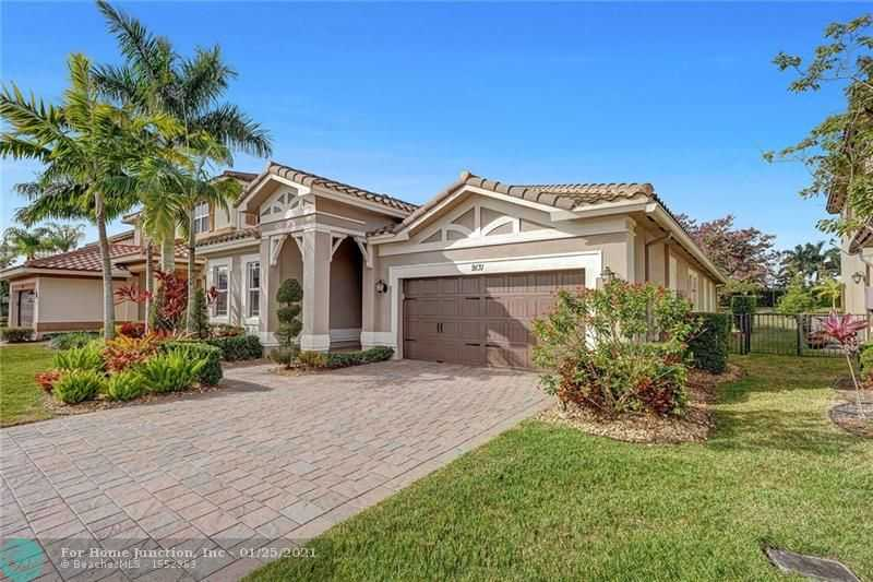 $625,000 - 4Br/3Ba -  for Sale in Mira Lago -the Wedge, Parkland