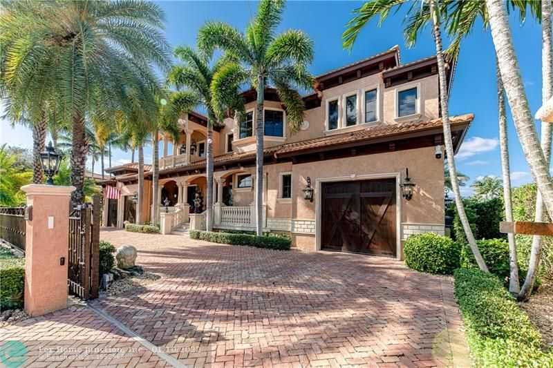 $7,500,000 - 5Br/6Ba -  for Sale in Lighthouse Point 6th Sec, Lighthouse Point