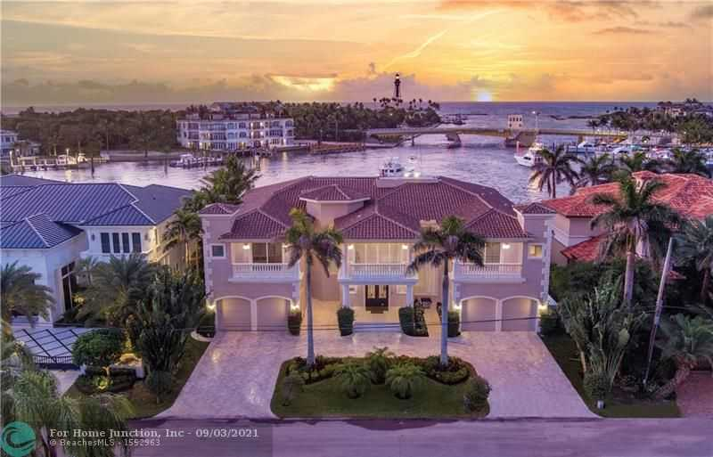 $14,995,000 - 9Br/11Ba -  for Sale in Lighthouse Point First Se, Lighthouse Point