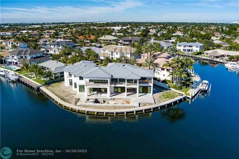$10,950,000 - 6Br/8Ba -  for Sale in Lighthouse Point 6th Sec, Lighthouse Point