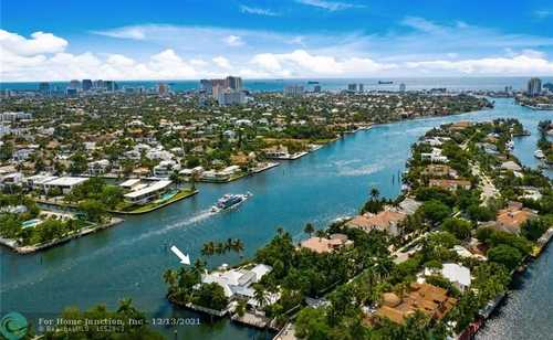 $16,995,000 - 5Br/6Ba -  for Sale in Rio Vista Isles, Fort Lauderdale