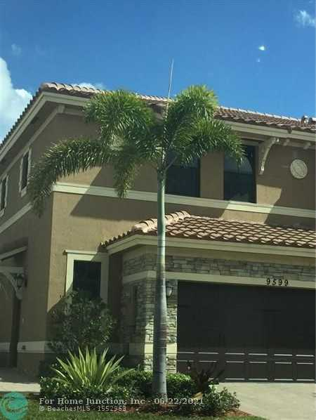 $485,000 - 3Br/3Ba -  for Sale in Town Parc At Mira Lago, Parkland