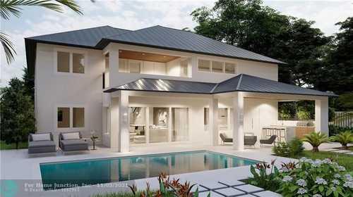$3,950,000 - 5Br/6Ba -  for Sale in Hillsboro Shores Sec B 22, Pompano Beach