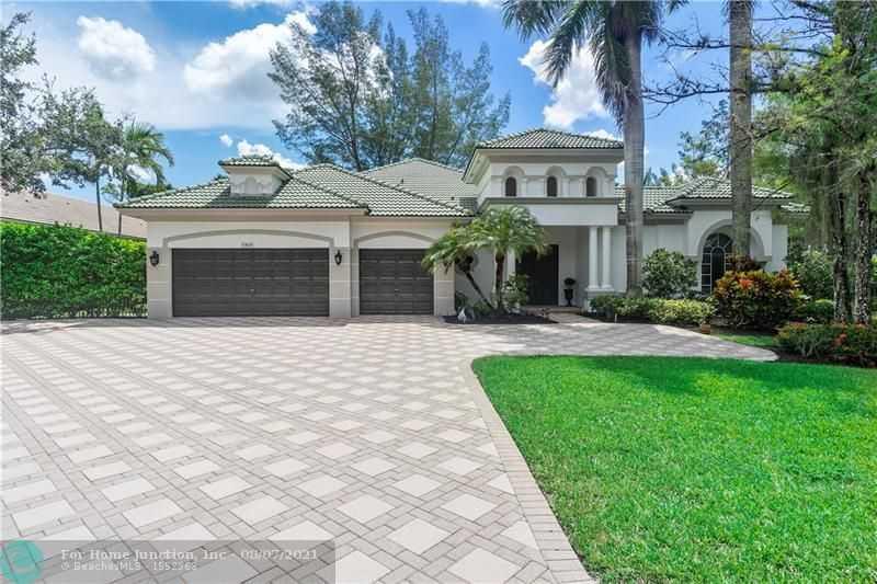 $1,200,000 - 7Br/6Ba -  for Sale in Grand Cypress Estates, Parkland