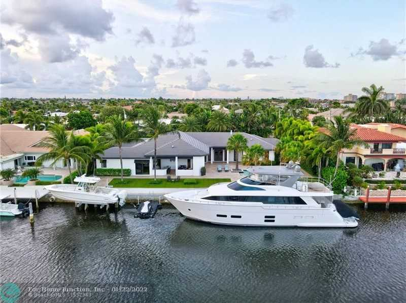 $5,895,000 - 4Br/4Ba -  for Sale in Venetian Isles 3rd Sec 47, Lighthouse Point