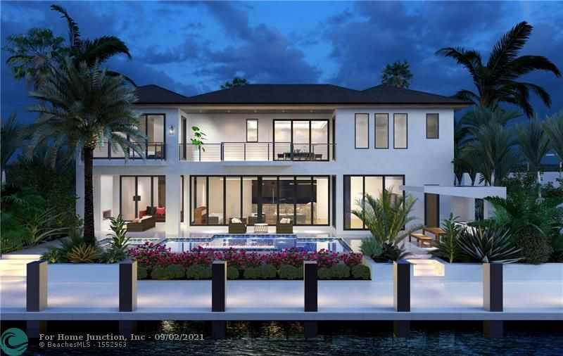$5,995,000 - 5Br/7Ba -  for Sale in Venetian Isles 1st Sec 43, Lighthouse Point