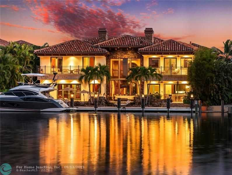 $5,695,000 - 6Br/8Ba -  for Sale in Lighthouse Point 3rd Sec, Lighthouse Point