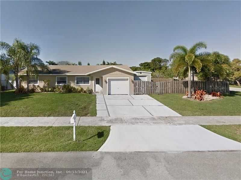 $429,900 - 3Br/2Ba -  for Sale in Palm-aire Village Section, Fort Lauderdale