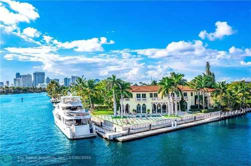$27,999,000 - 8Br/16Ba -  for Sale in Venice Resub Of Blks 5 &, Fort Lauderdale