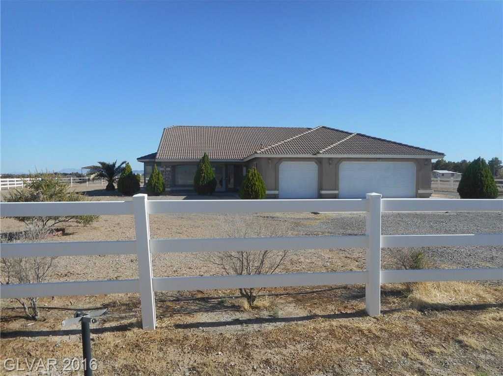 $444,000 - 3Br/2Ba -  for Sale in Pahrump, Pahrump