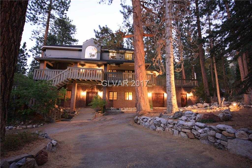 $1,045,000 - 3Br/4Ba -  for Sale in Rainbow Canyon Unit #4, Mount Charleston