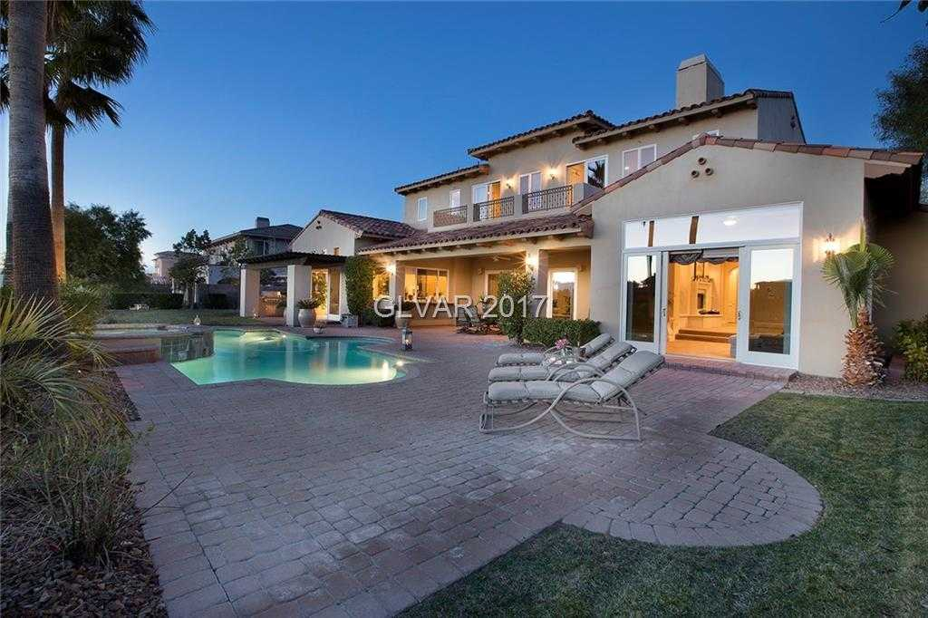 $1,595,000 - 5Br/6Ba -  for Sale in Seven Hills, Henderson