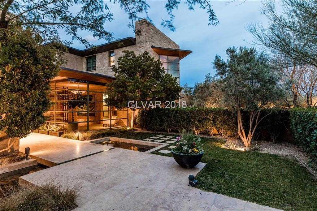 $9,995,000 - 7Br/13Ba -  for Sale in Summerlin Village 18 Phase 1 U, Las Vegas