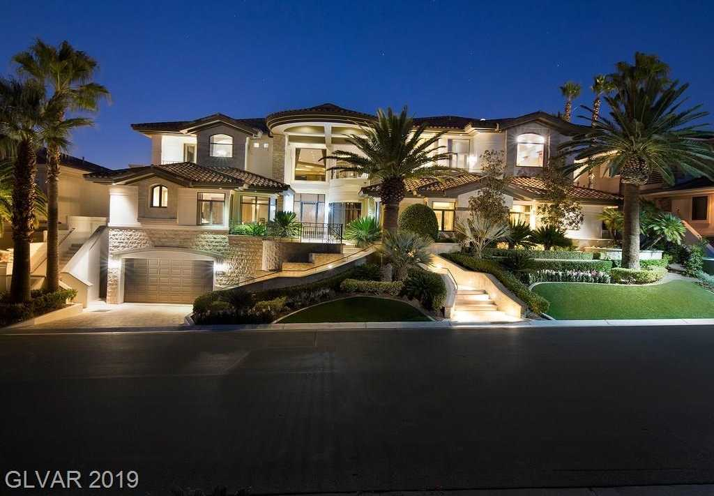 $6,499,000 - 7Br/11Ba -  for Sale in Spanish Hills Est, Las Vegas