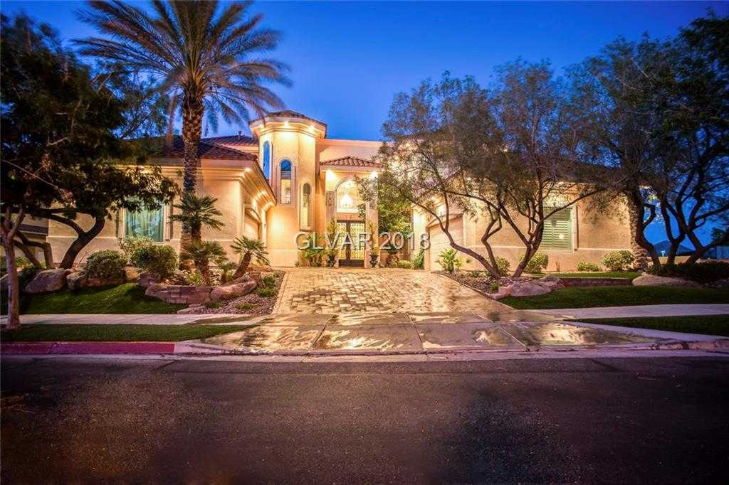 $1,888,888 - 5Br/7Ba -  for Sale in Seven Hills-parcel M, Henderson