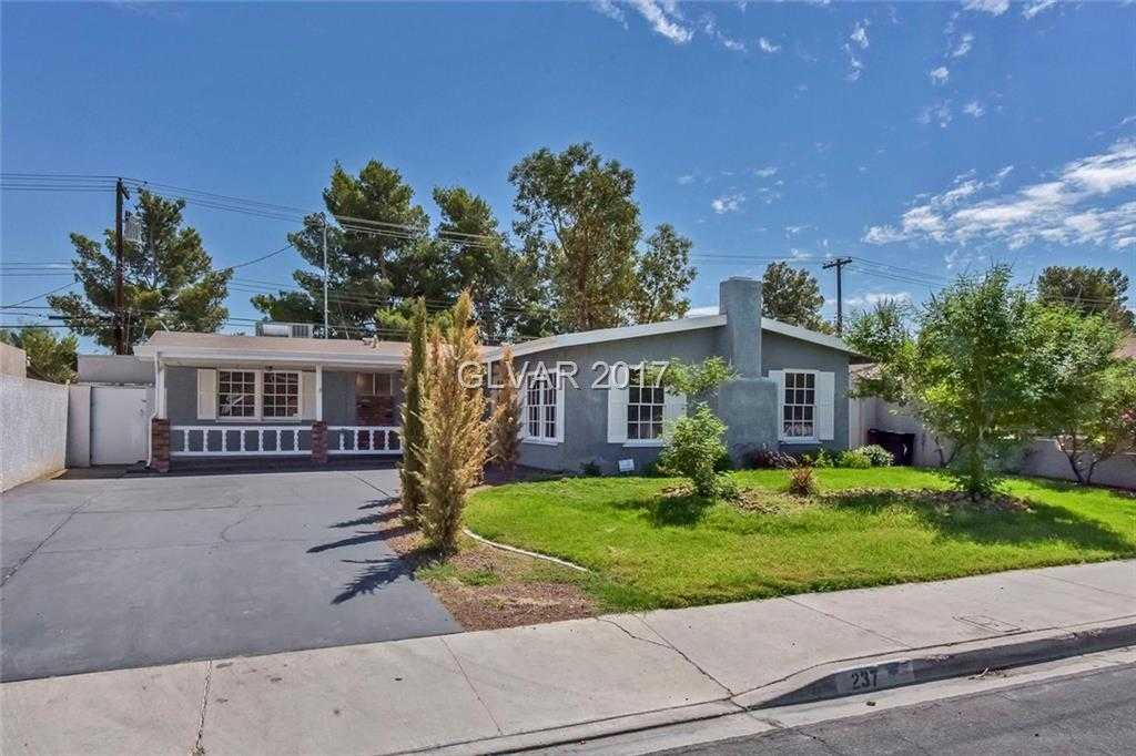 $202,500 - 3Br/1Ba -  for Sale in Charleston Hgts Tract #31b, Las Vegas