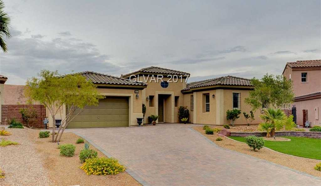$584,000 - 4Br/4Ba -  for Sale in Lot J-1 At Lake Las Vegas, Henderson