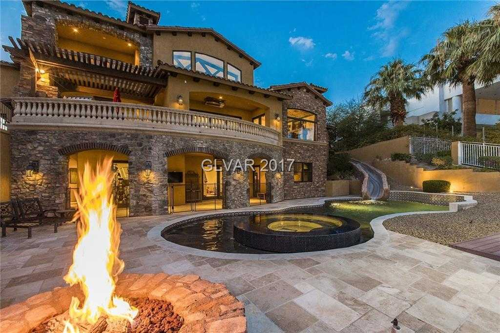 $5,088,888 - 6Br/9Ba -  for Sale in Lakes At West Sahara Phase 1, Las Vegas
