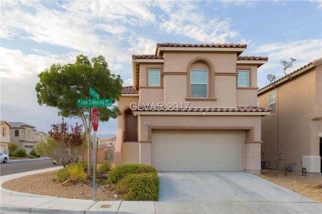 $284,500 - 4Br/3Ba -  for Sale in Iron Mountain Ranch-village 9-, Las Vegas