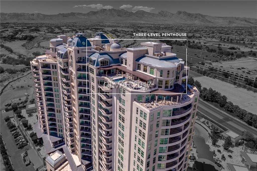 $15,000,000 - 6Br/7Ba -  for Sale in One Queensridge Place Phase 1, Las Vegas