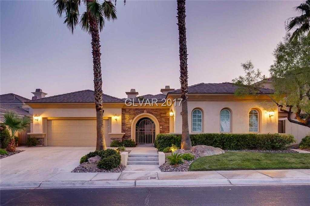 $825,000 - 4Br/5Ba -  for Sale in Red Rock Cntry Club At Summerl, Las Vegas