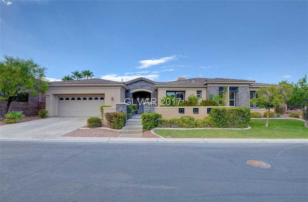 $759,950 - 3Br/4Ba -  for Sale in Foothills At Macdonald Ranch L, Henderson