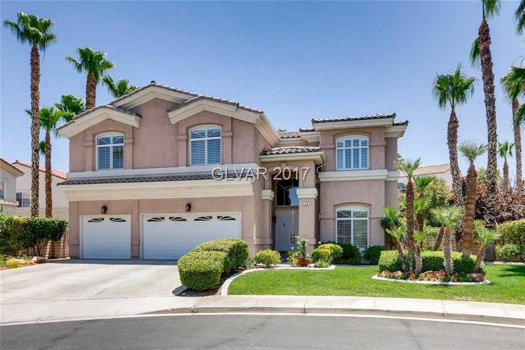 - 4Br/4Ba -  for Sale in Inverness, Henderson