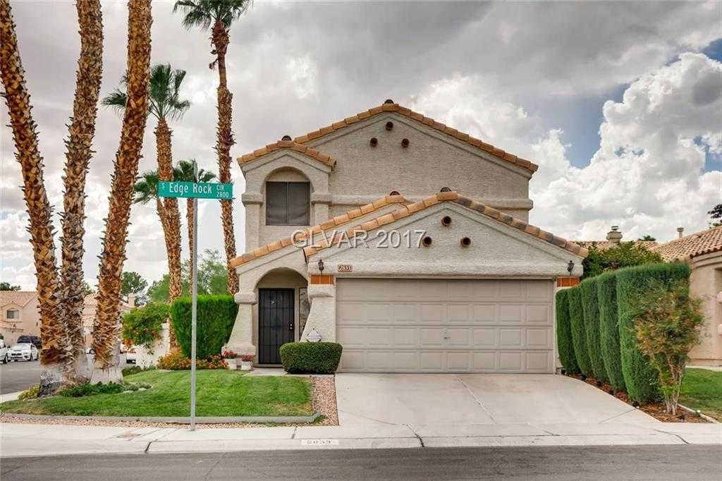 $317,000 - 4Br/3Ba -  for Sale in Signature At The Lakes Unit 3, Las Vegas
