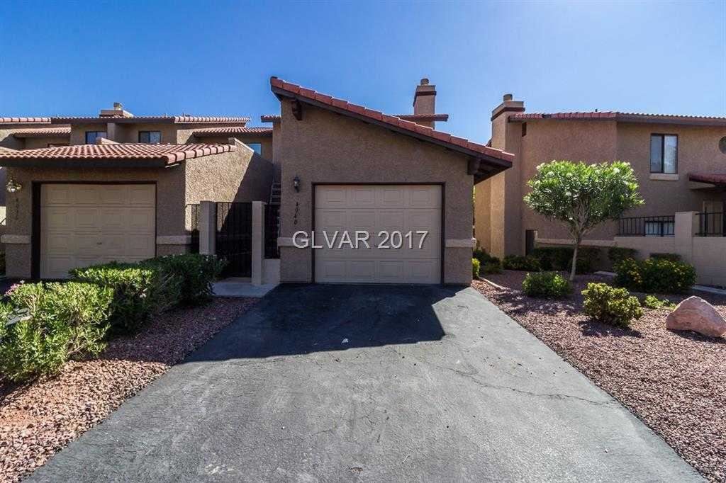 $204,888 - 2Br/3Ba -  for Sale in Flamingo Hgts Phase 03, Las Vegas