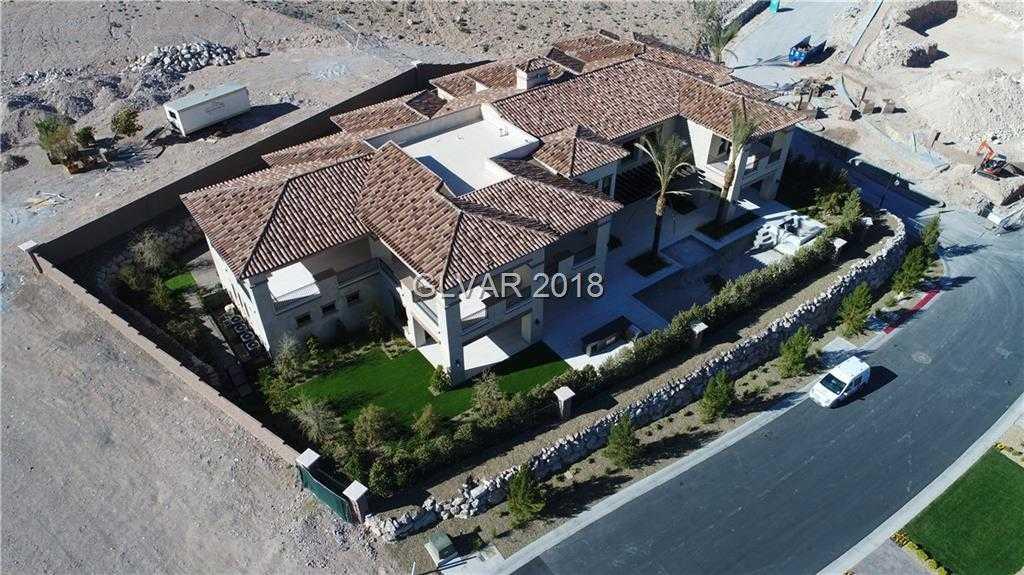 $5,000,000 - 6Br/7Ba -  for Sale in Parcel 315 At Southern Highlan, Las Vegas